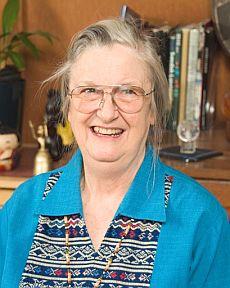 La ganadora del Nobel de Economía Elinor Ostrom. | Afp