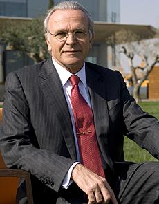 El presidente de Criteria, Isidro Fainé. | Efe