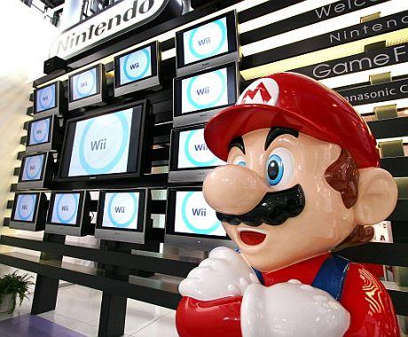 Mario, el icono de Nintendo. | Afp