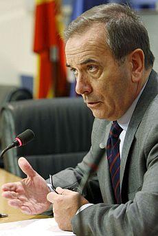 El portavoz del PSOE en el Congreso, José Antonio Alonso. | Efe