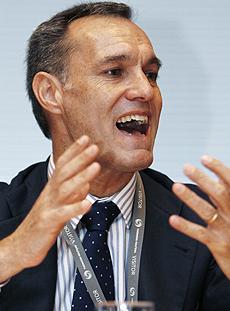 El consejero delegado de Antena 3, Silvio González. | Reuters
