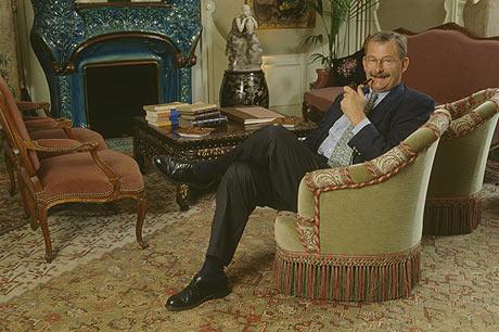 Patrick Louis Vuitton, en una imagen de archivo. | Corbis