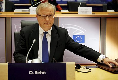 Olli Rehn. | Efe