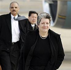 Janet Napolitano. | AP