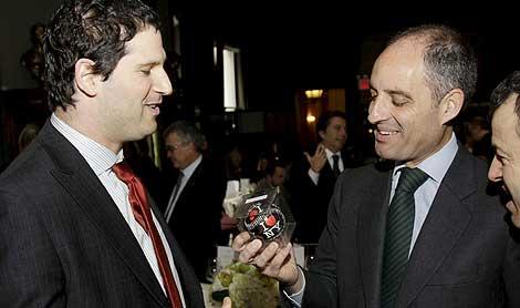 El presidente de la Generalitat, durante su viaje oficial a Nueva York. | Efe