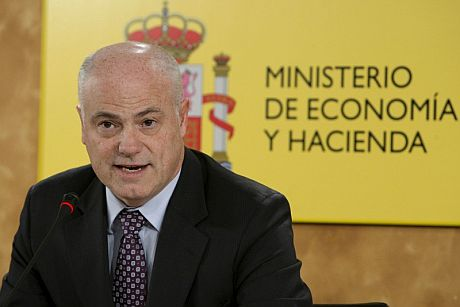 El secretario de Estado de Economía, José Manuel Campa. | Efe
