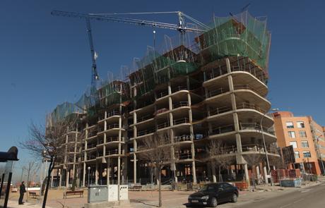 El sector inmobiliario ha sido el más afectado por las quiebras. | Antonio M. Xoubanova