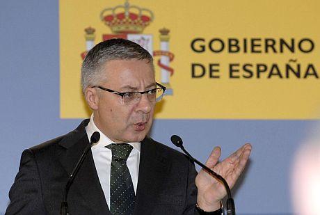 El ministro de Fomento José Blanco. | Efe