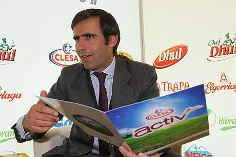 Zoilo Ruiz-Mateos, presidente de Nueva Rumasa Alimentaria. | Christian Maury