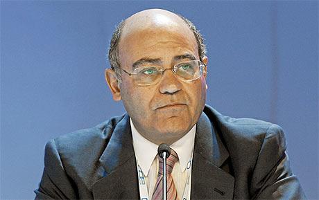 Gerardo Díaz Ferrán, presidente de la CEOE. | ELMUNDO.es