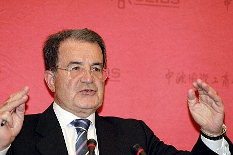Romano Prodi, ex presidente de la Comisión Europea y ex primer ministro de Italia. | Efe