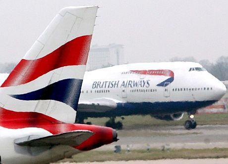 Aviones de British Airways. | Efe
