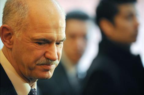 Giorgos Papandreu. | Reuters