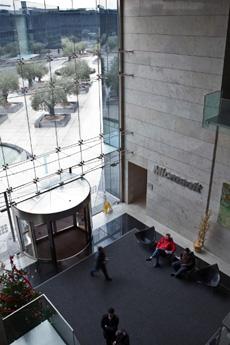 Oficinas de Microsoft Ibérica en Madrid.