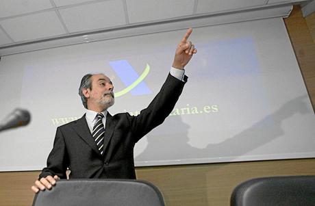 El director de la Agencia Tributaria, Luis Pedroche. | EL MUNDO
