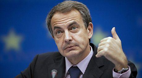 El presidente del Gobierno, Jose Luis Rodriguez Zapatero. | AP