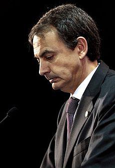 El presidente del Gobierno, José Luis Rodríguez Zapatero. | AP