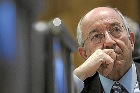 El gobernador del Banco de España, Miguel Ángel Fernández Ordóñez. | Efe