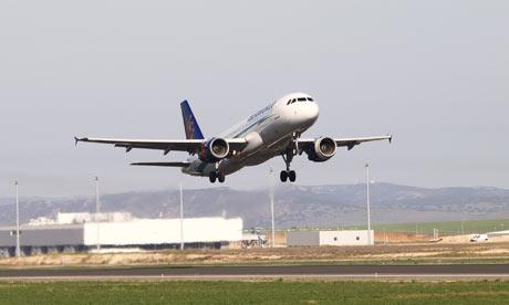 El aeropuerto de Ciudad Real entró en funcionamiento en diciembre de 2008.