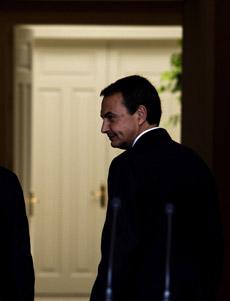 El presidente del Gobierno, José Luis Rodríguez Zapatero. | Alberto di Lolli