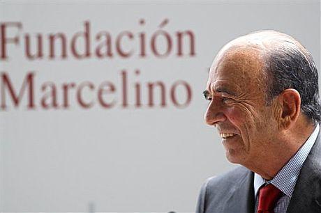 El presidente del Banco Santander, Emilio Botín. | AP