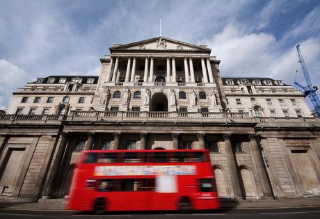 Fachada del Banco de Inglaterra. | ELMUNDO.es