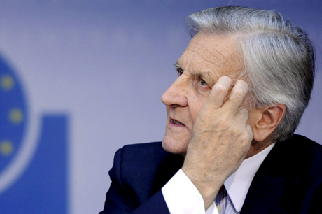El presidente del Banco Central Europeo, Jean Claude Trichet. | Efe