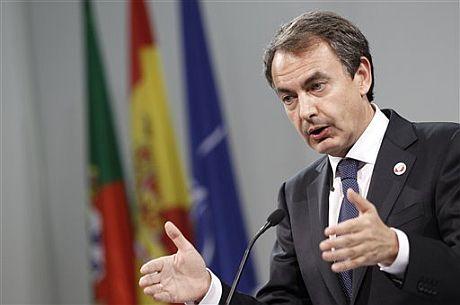 El presidente del Gobierno, José Luis Rodríguez Zapatero. | Reuters