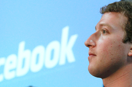 El fundador de Facebook, Mark Zuckenberg.