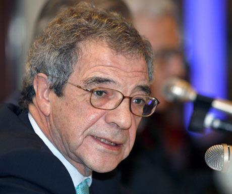 César Alierta, presidente de Telefónica.   Efe