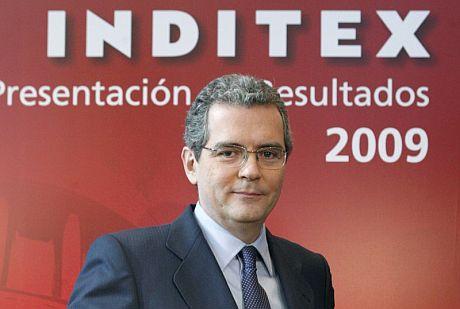 El vicepresidente y consejero delegado de Inditex, Pablo Isla. | Efe