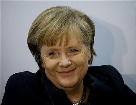 La canciller alemana, Angela Merkel. | AP