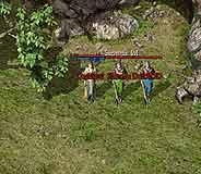 Captura del videojuego 'Leyenda de Mir III'