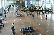 Imagen de la T-3 del Aeropuerto de Madrid-Barajas. (Foto: Aena)