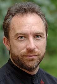 El fundador de la enciclopedia Wikipedia, Jimmy Wales, en Fráncfort. (Foto: EFE)