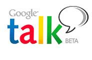 Logo de la versión 'beta' de Google Talk. (Foto: Google)