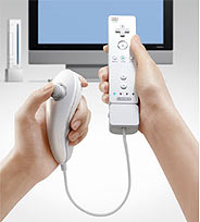 Imagen del nuevo mando para la 'Nintendo Revolution'. VER MÁS IMÁGENES (Fotos: Nintendo)
