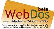 Logo de WebDosBeta.