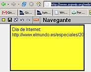 Detalle de Webnote.