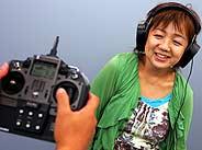 El dispositivo creado por NTT (Foto: AP)