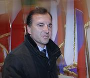 Franco Frattini, comisario de Justicia (Foto: AFP)