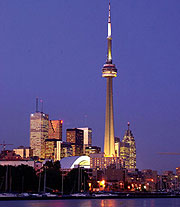 Vista de la ciudad. (Foto: Toronto.ca)