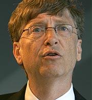 Bill Gates, fundador de Microsoft. (Foto: AP)