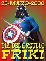 Cartel del Día del Orgullo Friki. (Foto: Diadelorgullofriki.tk)