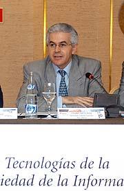 Francisco Ros, en la presentación del estudio de AETIC y DMR Consulting.