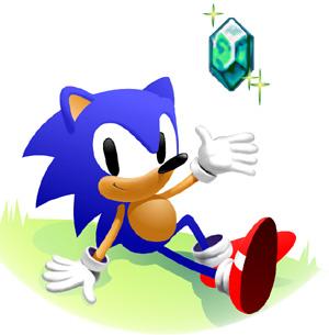 Así era Sonic en la versión para Sega Mega CD, en 1993. (Foto: Sega)