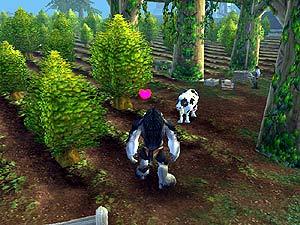 Pantalla de 'World of Warcraft'.