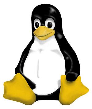 El pingüino es el logotipo de Linux, cada vez más visible en los ordenadores del mundo.
