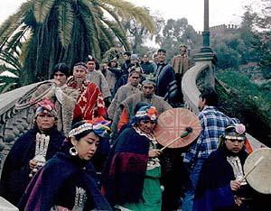 Cerca de dos tercios de los mapuches, en Chile, hablan el mapudungun. (Foto: Reuters)