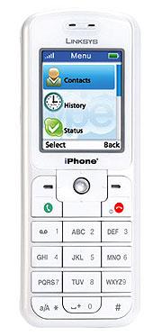 Uno de los modelos de 'iPhone'. (Foto: Linksys)